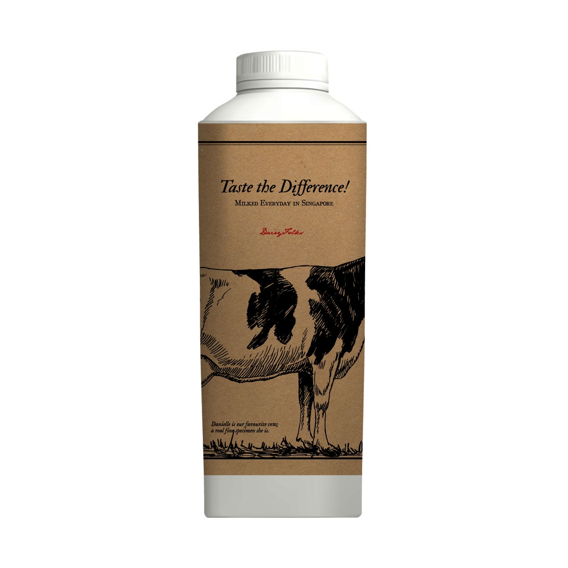 DairyFolks Fresh Milk